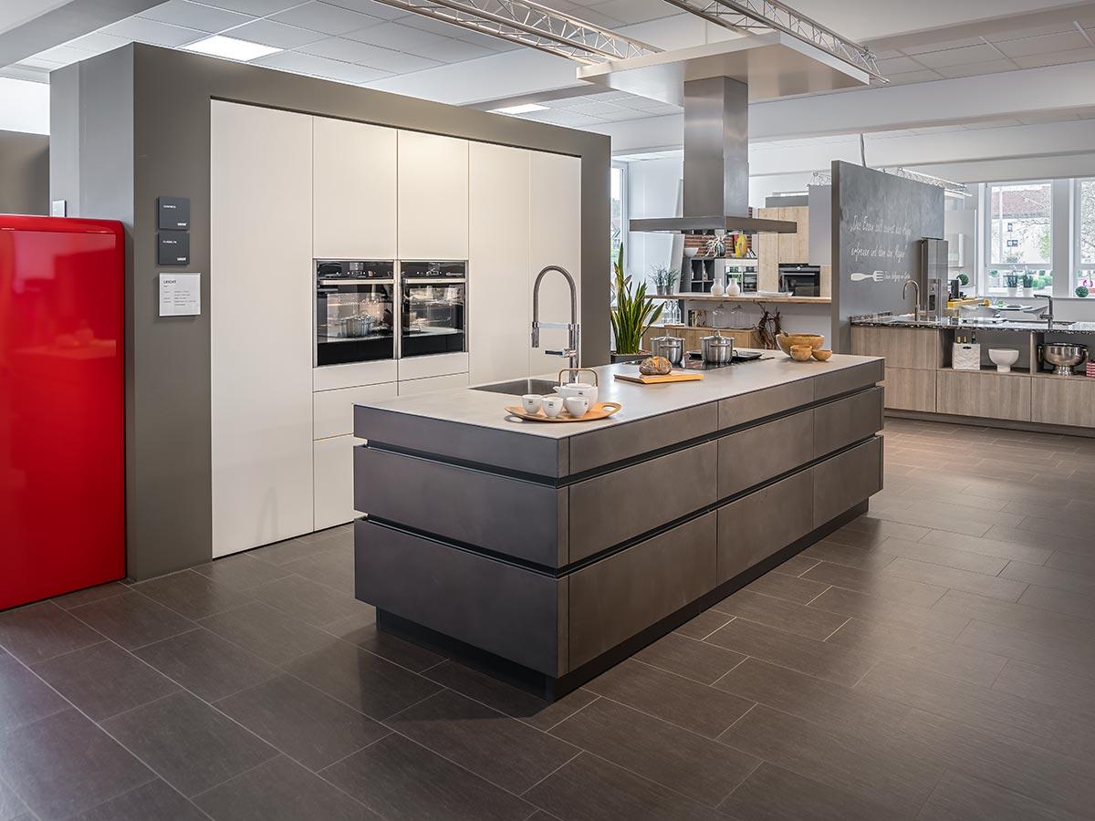 Küchenausstellung von Negele Küchenprofi